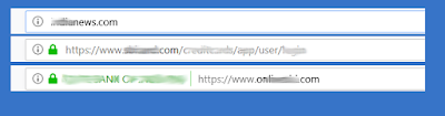 SSL certificates and web security