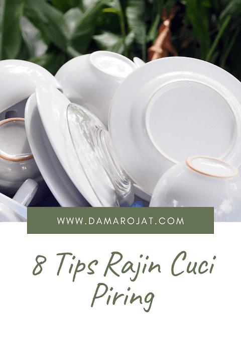 Tips Rajin Cuci Piring Dengan Sunlight Pro