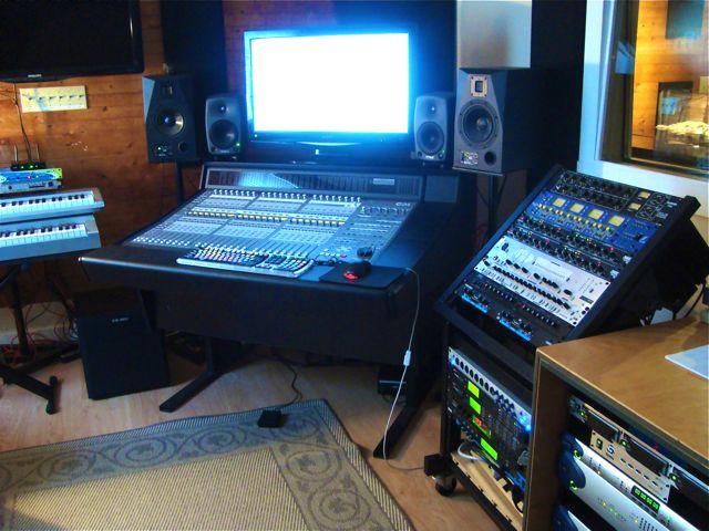 davidfindlaymusic: Recording Studio