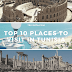 Top 10 Places To Visit In Tunisia