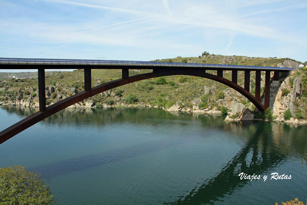 Saltos del Duero, Ricobayo