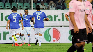 Palermo - Juventus 0-1 Dani Alves