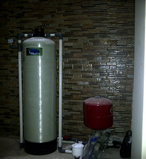 Filter Air Sumur Daerah Petamburan Jakarta Barat