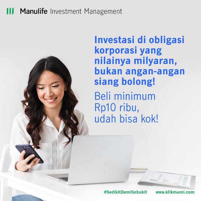Cara Memulai Investasi Online Manulife Indonesia