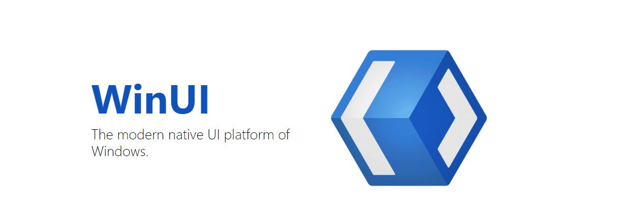 Nuovo sito Microsoft WinUI per sviluppo App Windows 10 e Windows 10X