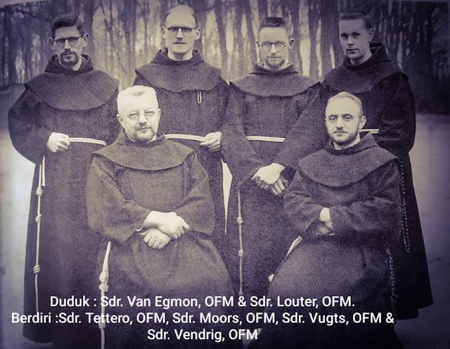 sejarah kehadiran Fransiskan (OFM) di tanah Papua