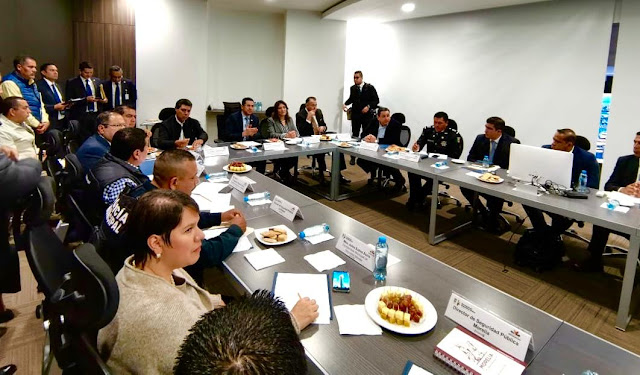 Redoblamos trabajos con estado y federación en busca de la tranquilidad en Uruapan: Víctor Manríquez