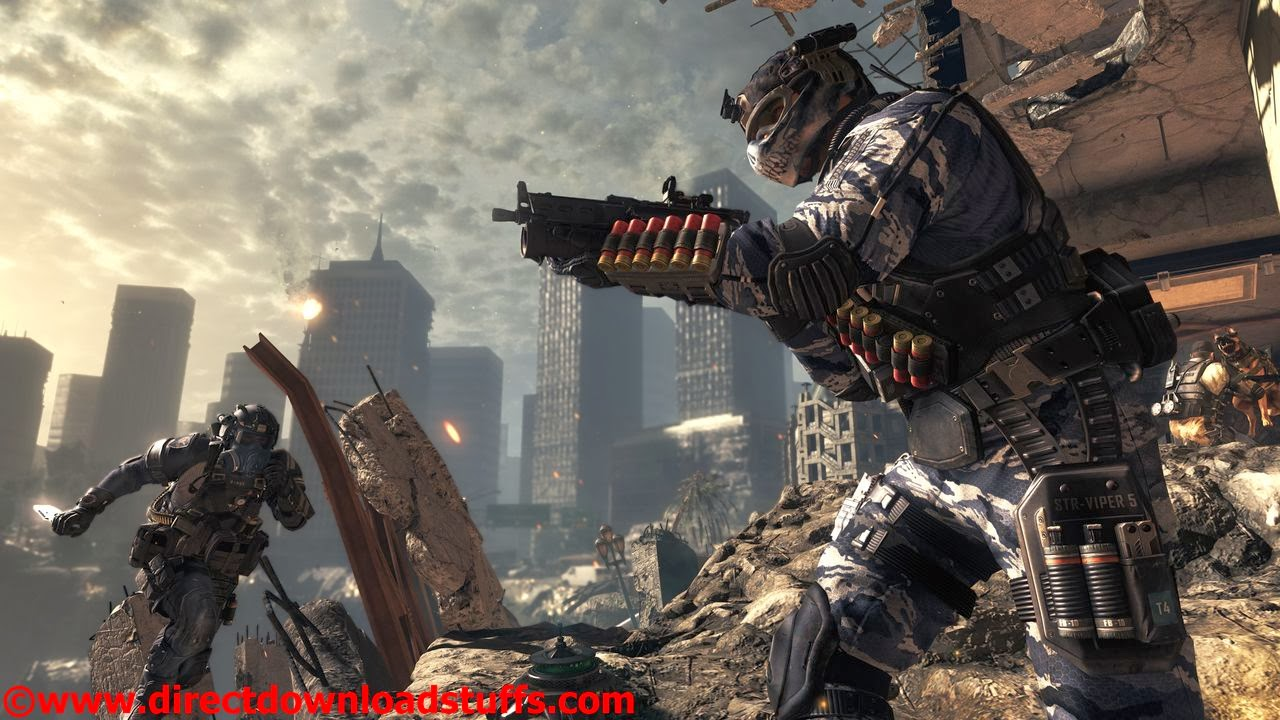 Call Of Duty Ghosts PS3 Game Direct Download Links ...