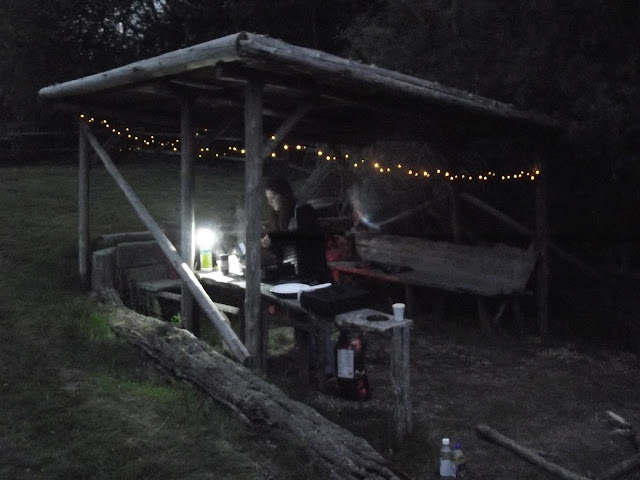 Cooking Outdoors