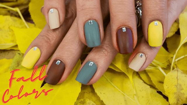 top fall nail colors 2020 by barbies beauty bits