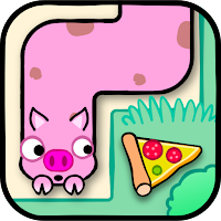One line – Hungry Animals Mod Apk