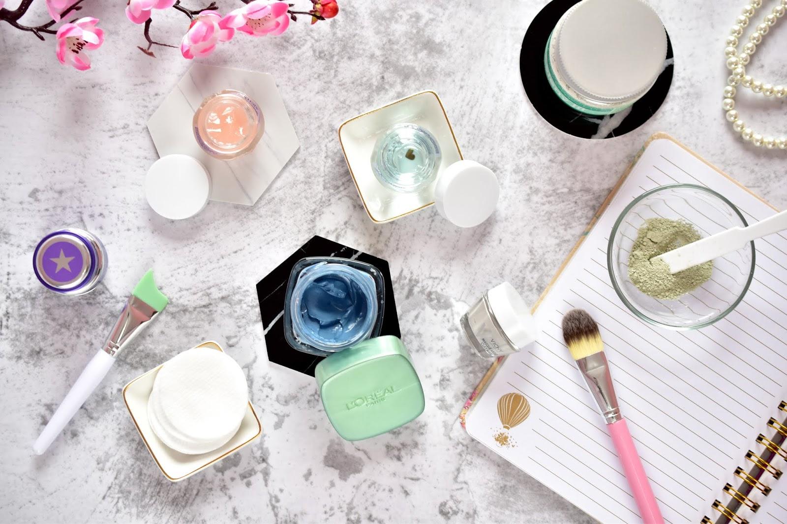 Multimasking v skin care