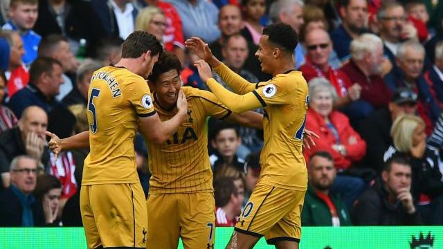 [Video] Cuplikan Gol Middlesbrough 1-2 Tottenham (Liga Inggris)
