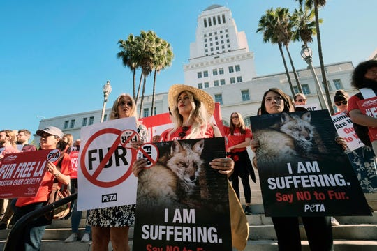 California Became The First State To Ban The Sale Of Animal Fur