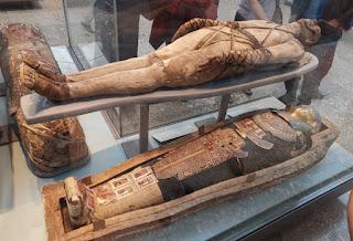 La parte de Egipto del British Museum es espectacular.