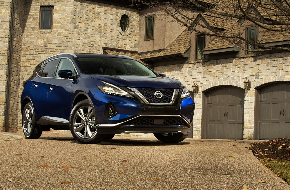 2021 Nissan Murano earns IIHS Top Safety Pick+ rating