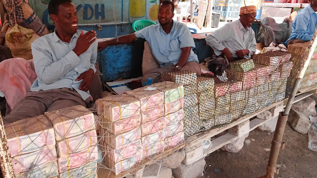 Rich people in Somaliland