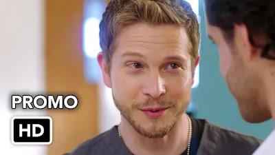 """The Resident Episódio 18 da Segunda Temporada """"Emergency Contact"""" (HD)"""