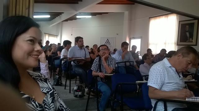 Seminario-taller en la ESAP-Cúcuta: Gestión de Proyectos de Inversión Pública #RSY #VSY #OngCF