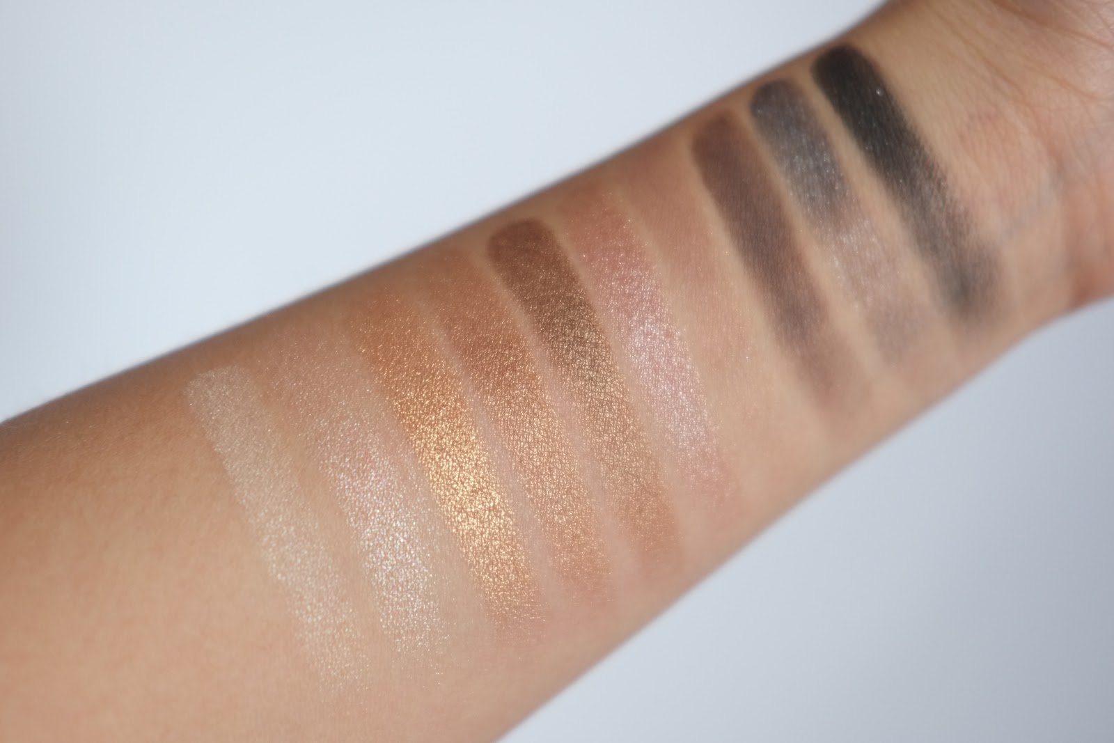 The Wet N Wild Color Icon Au Natural 10pan Eyeshadow Palette ($799 Cad)  Bears