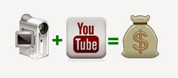 Penghasilan Dari Youtube