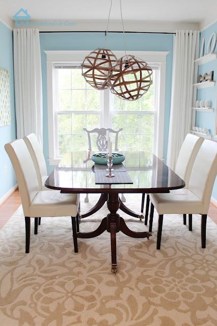 remodelando la casa dining room reveal