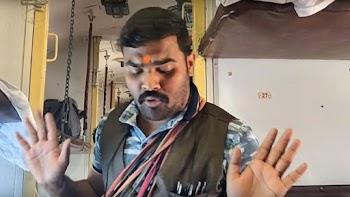 मोदी-राहुल का मज़ाक़ उड़ाने के लिए हुई ट्रेन में खिलौने बेचने वाले को सूरत पुलिस ने किया गिरफ्तार !