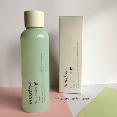 Innisfree No-Sebum Toner Review