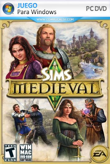 Los Sims Medieval Ultimate Edition (2011) PC Full Español