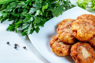 Fish Cutlet    Recipe for Fish Cutlet