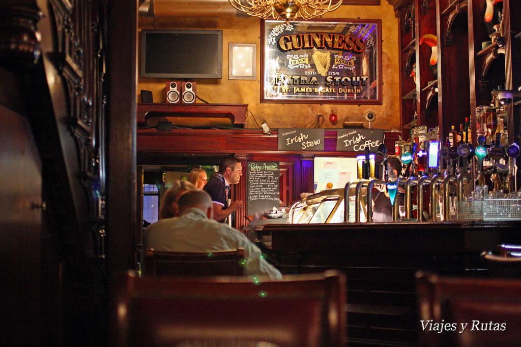 Pub O'Neills, Dublin