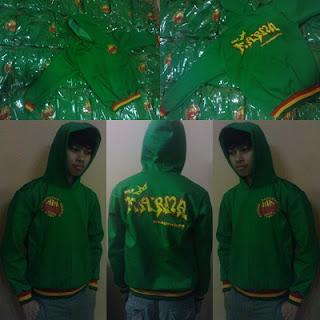 Hoodie / Sweater Kupluk SMP  Al-Karimah Bogor