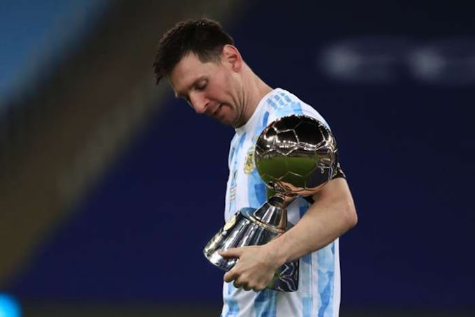 Lionel Messi overtakes Cristiano Ronaldo with most liked sports photo on Instagram