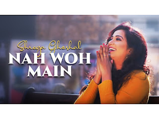 Na woh main Lyrics-Shreya Ghoshal