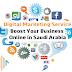 Digital Marketing in Saudi Arabia (Riyadh - Jeddah)