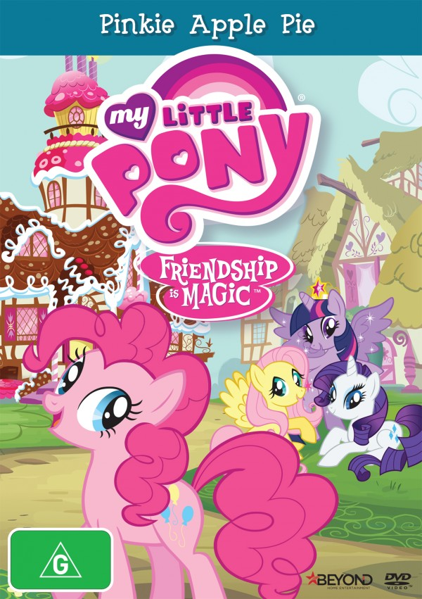 My Little Pony Pinkie Apple Pie Video