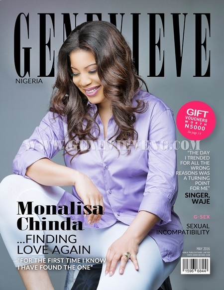 I Had Categorized All Men as the Same Useless Idiots - Monalisa Chinda Covers Genevieve Magazine