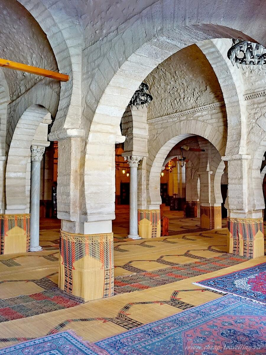 Мозаика в Тунисе