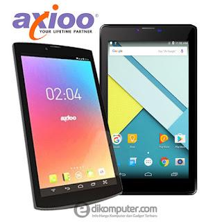 Daftar Harga Tablet Axio Terbaru 2016