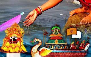 Kartik Purnima and Bali Yatra  Festivals
