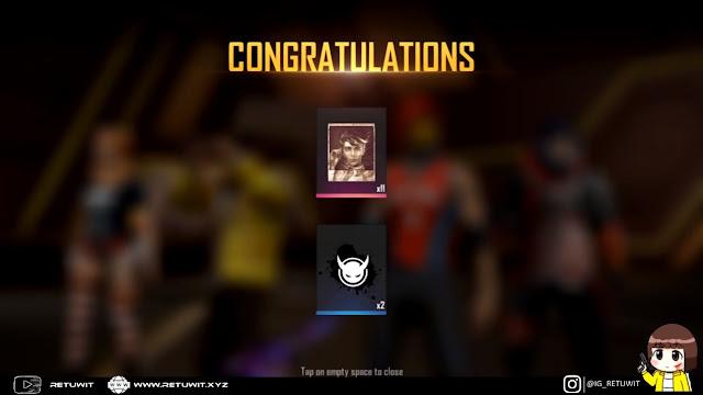 cara dapat badge gratis