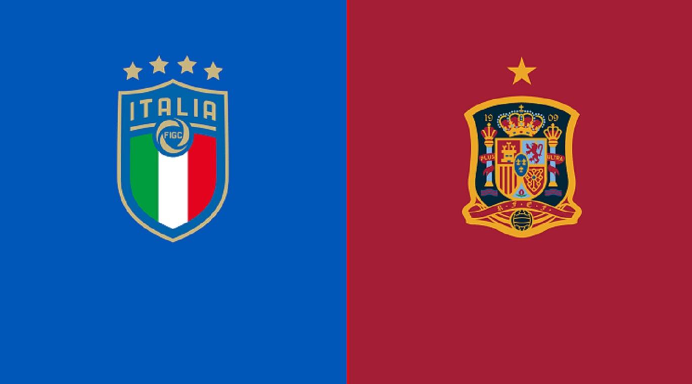 مشاهدة مباراة إيطاليا واسبانيا اليوم بث مباشر