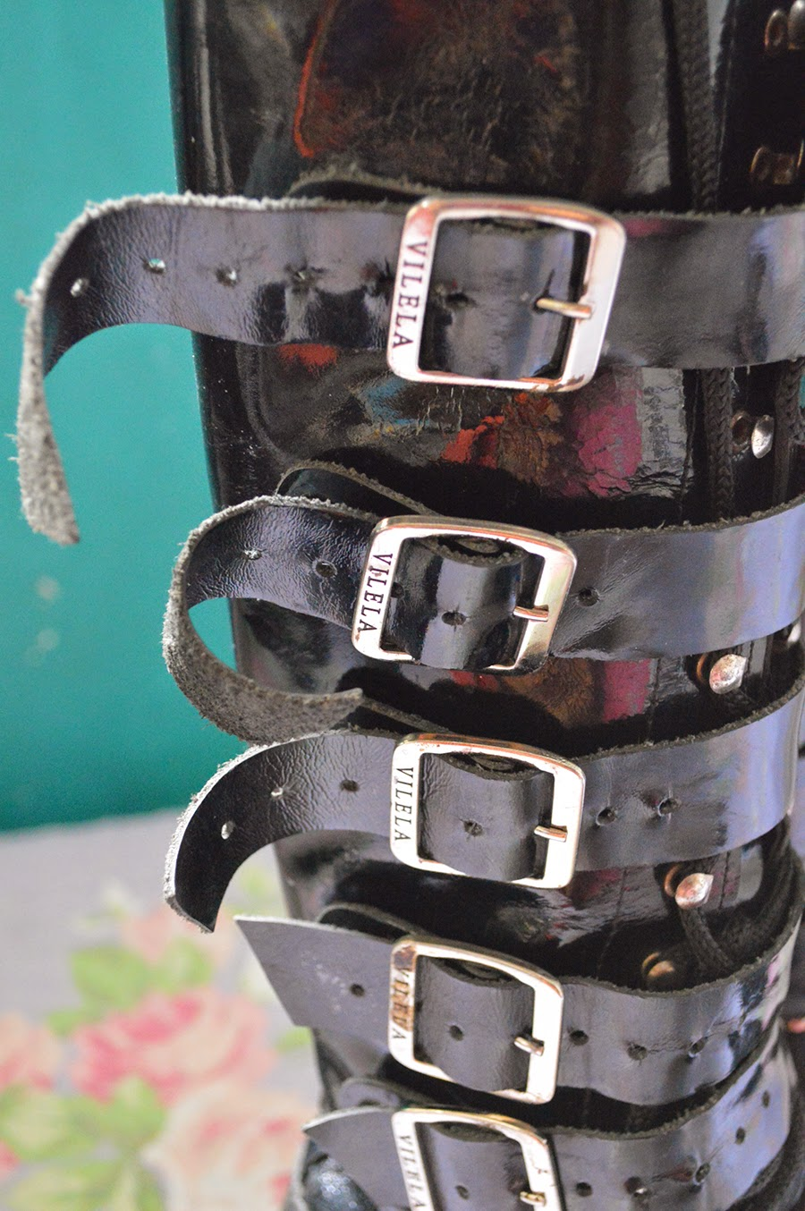 Coturno Plataforma Vilela Boots Resenha