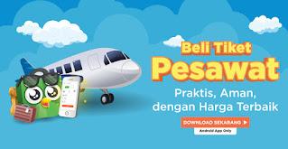aplikasi pembelian tiket pesawat online