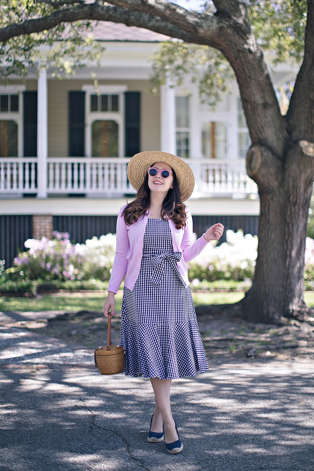 The Perfect Gingham Dress