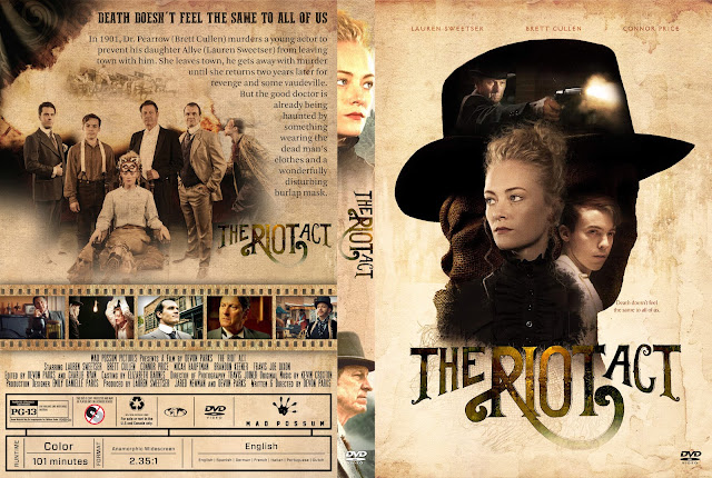 The Riot Act DVD Cover