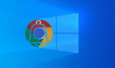 منع نوافذ الاشعارات المنبثقة في جوجل كروم