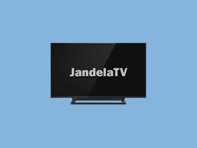 Layar Tv Lcd Bergaris Horizontal