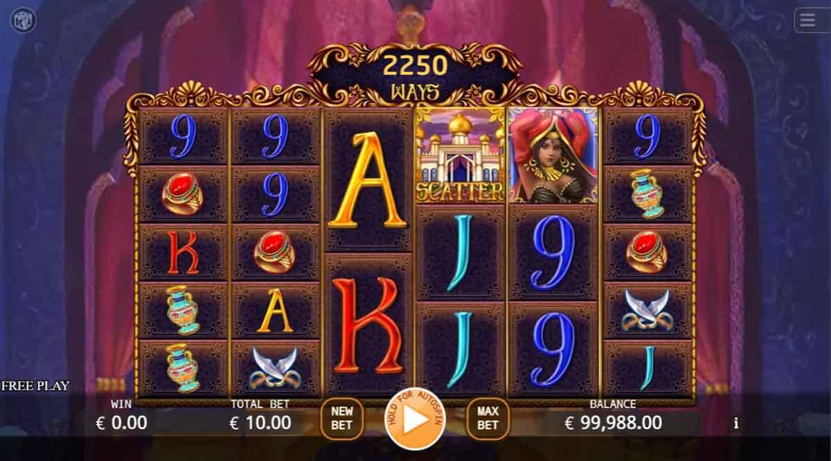 Persia Bonanza Megaways - Demo Slot Online KA Gaming Indonesia