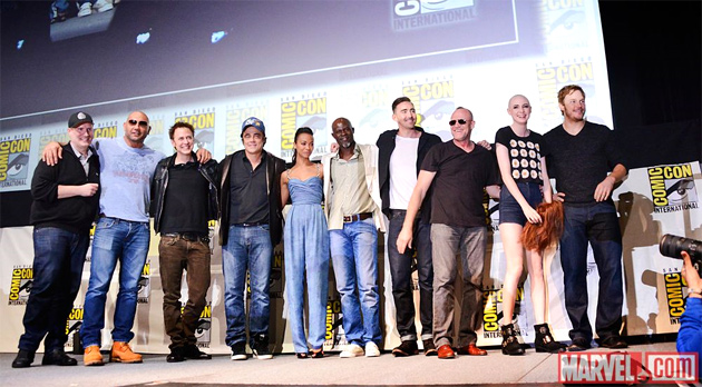 Marvel's 'Guardians of the Galaxy' Unveils New Concept Art ...